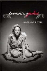 cover of Becoming Judas by Nicelle Davis