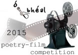 Ó Bhéal poetry-film competition logo