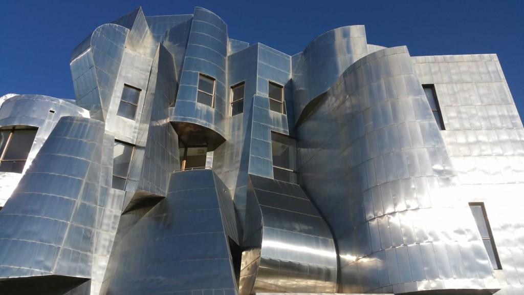 Weisman Art Museum architecture
