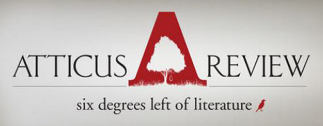 Atticus Review masthead
