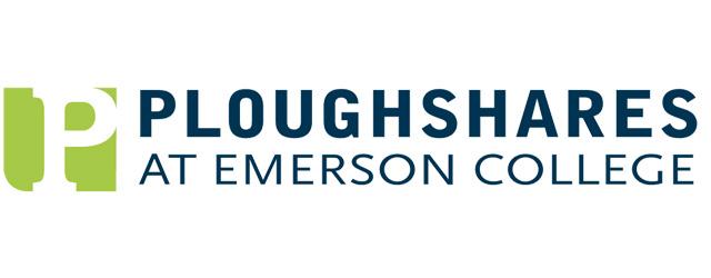 Ploughshares magazine logo