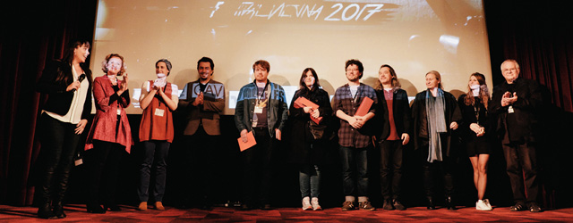 Vienna Poetry Film Festival winners