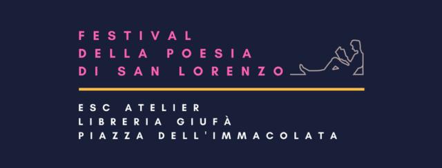 Langue Festival della Poesia banner