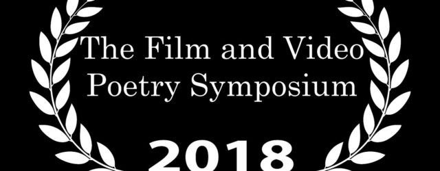 The Film and Video Poetry Society Symposium Official Selections logo