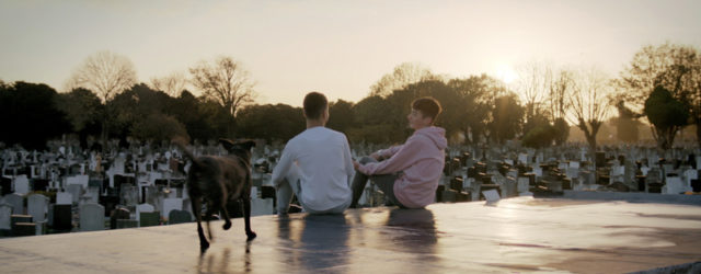 still from Boy Saint by Tom Speers