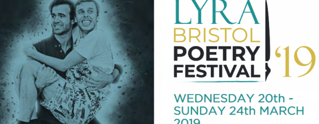 Lyra Bristol Poetry Festival booklet cover screenshot