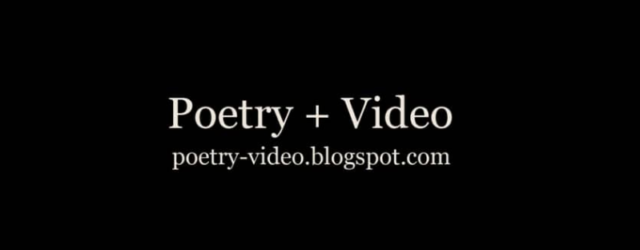 Poetry + Video logo