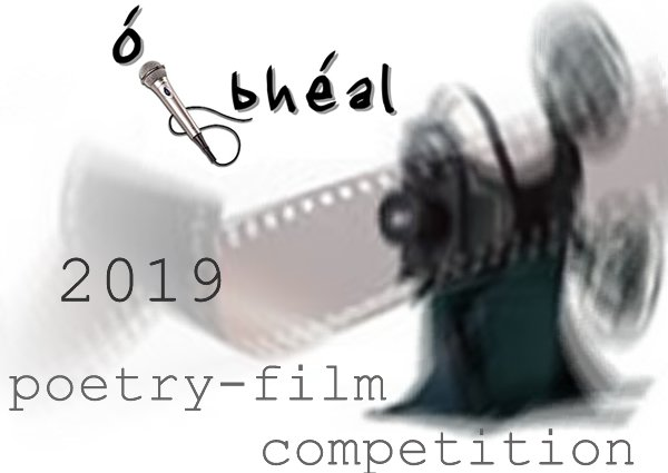 Ó Bhéal 2019 Poetry-Film Competition logo