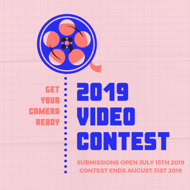 Button Poetry Video Contest 2019 poster