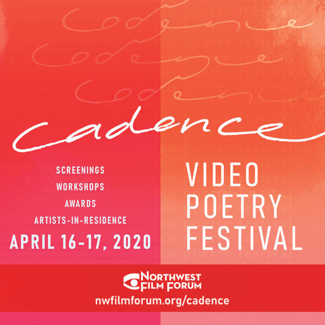 Cadence 2020 poster
