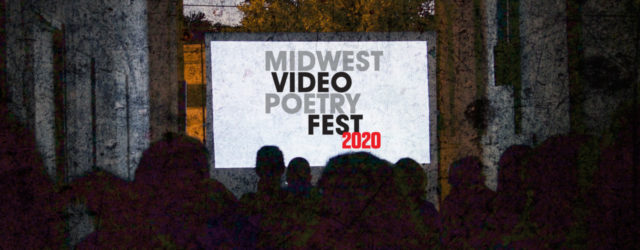 Midwest Video Poetry Fest 2020 banner